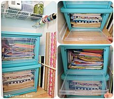 Organizing A Craft Closet: Part One (small home/ BIG IDEAS series) - Simplicity in the South
