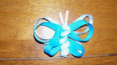 Ribbon Butterfly Hair Clip by melanieswartz on Etsy, $5.00