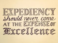 Hand Lettering Quotes by Sean McCabe, via Behance  www.seanwes.com.