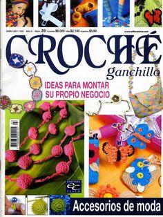 Revista de Crochet gratis