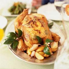 lemons, chicken breasts, food, potatoes, lemon chicken, roasted chicken, potato recipes, passov recip, roast lemon