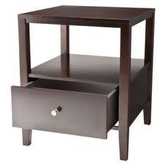 Threshold™ Staten End Table with Drawer