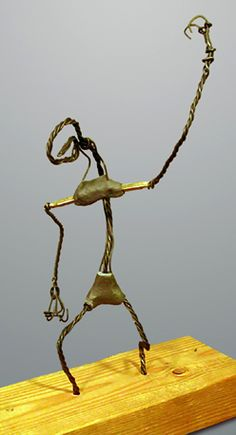 How to make an armature.  Click on picture for tutorial.