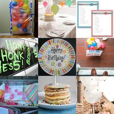 Family Birthday Traditions - great ideas to make that special someone feel extra special