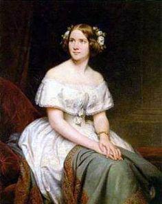 1840s, perform artist, fashion 18401870, eduard magnus, artist vision, 1861, portraits, jenni lind, 1840 fashion
