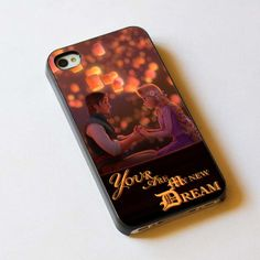 Tangled quote Iphone 44s5 Samsung Galaxy S2S3S4 by LockHorizonCase, $16.00