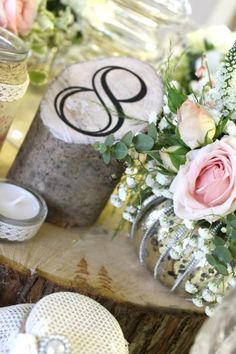Enchanted Woodland Table Number