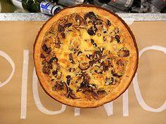 Tarta de alcauciles por Narda Lepes | recetas | FOX Life