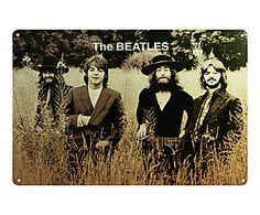 Chapa Retro Beatles - 20x30 VIII