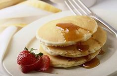 Cinnamon pancakes (100 calories)