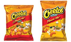 Can you tell the difference between these snacks?  Copycat snacks are a marketing technique used by food companies to market junk to kids.   One version of the product is reformulated to fit school nutrition standards, but isn't available outside of school.  It's a ringer for the regular junk -- same branding, logos, and spokescharacters.