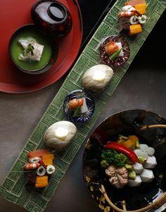 Photo: Japanese Dishes | 日本料理
