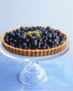 Blueberry Tart - Martha Stewart Recipes
