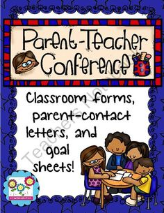 Parent Teacher Conference MEGA Pack! from Create abilities on TeachersNotebook.com -  (42 pages)  - Parent Teacher Conference MEGA Pack!