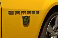 Bumblebee Camaro ~ my husbands favorite!