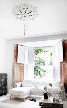 ♥ #Danish #Modern #Interiors #interiordesign #distressed #midcentury #taxidermy #furs #scandinavian #saltstudionyc #saltstudiodesign