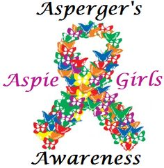 Girls can have Asperger's too