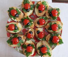 Great appetizer for kids party!