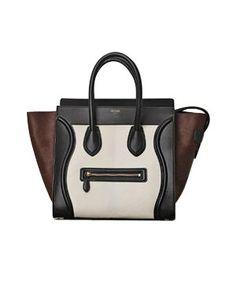 sac à main 'luggage' de céline