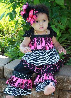 Zebra Cute Pink/Black