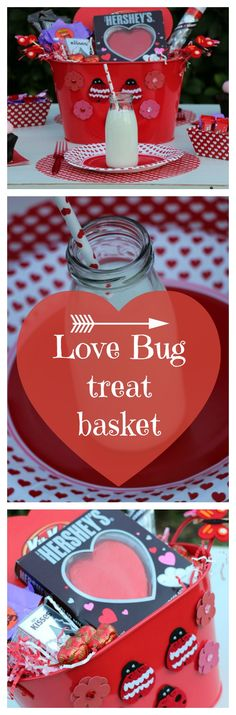 DIY love bug Valenti