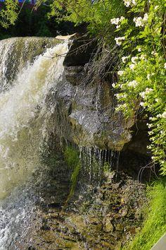 The Falls at Chagrin Falls, Ohio