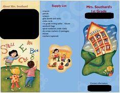 brochures, classroom idea, houses, vistaprint, hous idea, print idea, vista print, classroom organ, teach idea