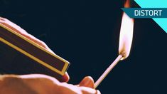 The Science of Fire in Super Slow Motion