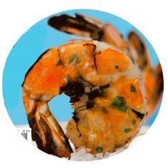 Louisiana Shrimp with Cajun Butter