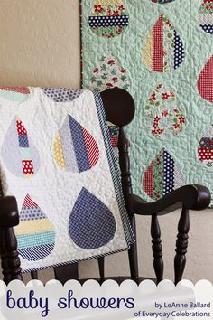 Baby Showers Quilt   Tutorial on the Moda Bake Shop. http://www.modabakeshop.com