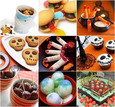 Top 250 Scariest and Most Delicious Halloween Food Ideas