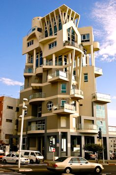 amaz architectur, telaviv, interest, unusual buildings, architecture, place, israel, design, tel aviv