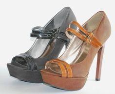 Endless Women Mary Jane Open Toe Sandals High Heel Platform Evening Strap Pumps Shoe
