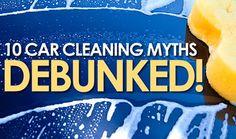 10 common car myths debunked!
