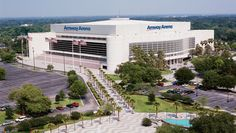 Old Amway...when it was the O-Rena..and then TD Waterhouse.  Too many shows to count from '99 until present here in Orlando!  Looking forward to going to a show in the new arena!