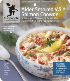 Fishpeople Bisques & Chowders on Pinterest