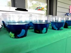Little Mermaid Birthday Party Ideas   Photo 1 of 15   Catch My Party