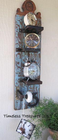 Clock Shelf