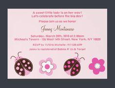Invite Idea
