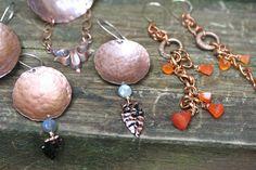 New collection of earrings just released... https://www.etsy.com/listing/106861358/golden-goddess-carnelian-chandelier