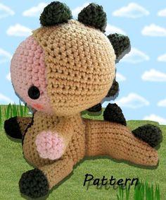 """crochet amigurumi pattern Dragon boy"" #Amigurumi  #crochet"