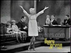 Jayne Mansfield & 2-Year-Old Mariska Hargitay (Merv Griffin Show 1966)