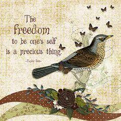 Freedom -©Maree Mulreany 2012-2013