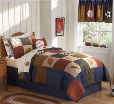 All sports bedding set