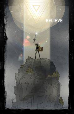 Sword & Sworcery - Believe