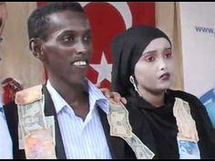 A Somali wedding in Turkey. Turki ka qeybgashay aroos muqdisho ka dhacay