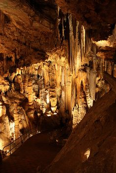 Luray Caverns, Virginia, USA