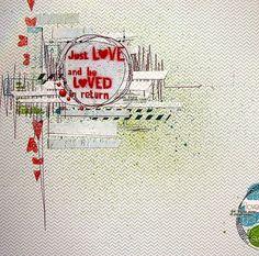I {lowe} SCRAP - 'I love pattern'