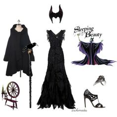 I love this modern take on Maleficent!