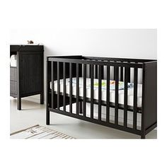 SUNDVIK Crib - IKEA $119 converts to toddler bed